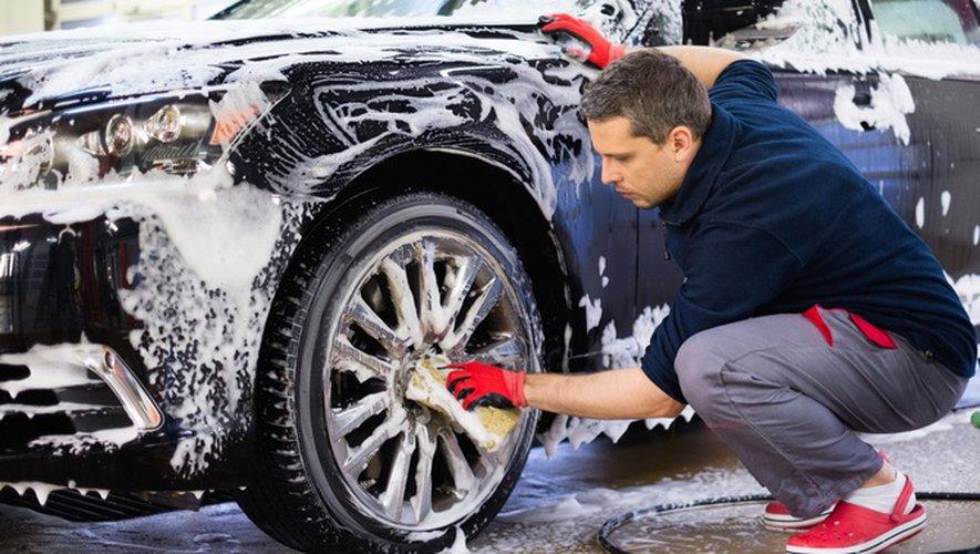 full service car wash with subaito -1