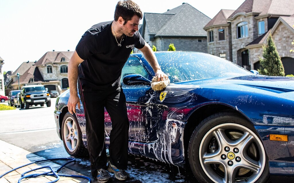 full service car wash with subaito-2